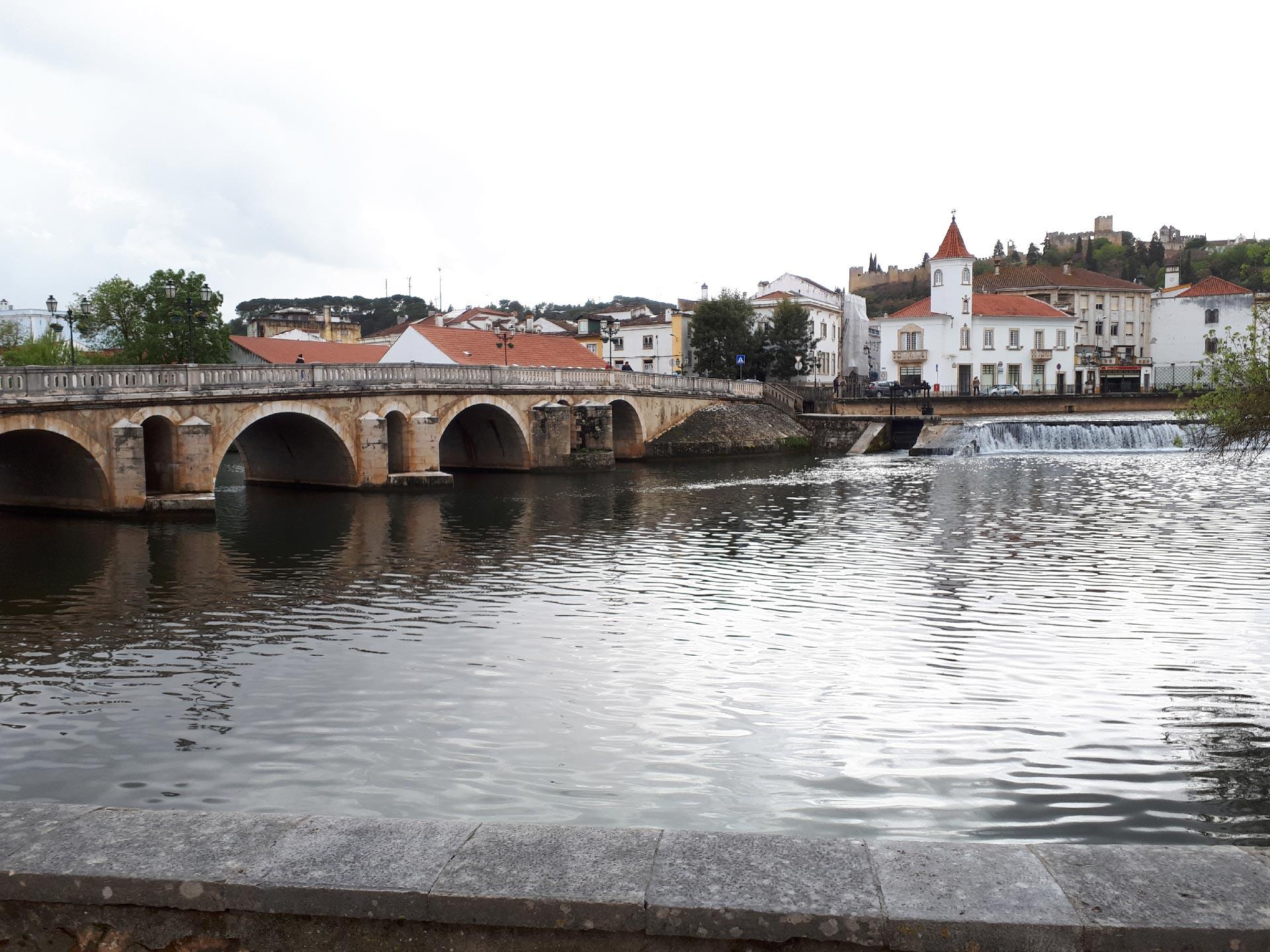 Een zig-zag door het midden van Portugal
