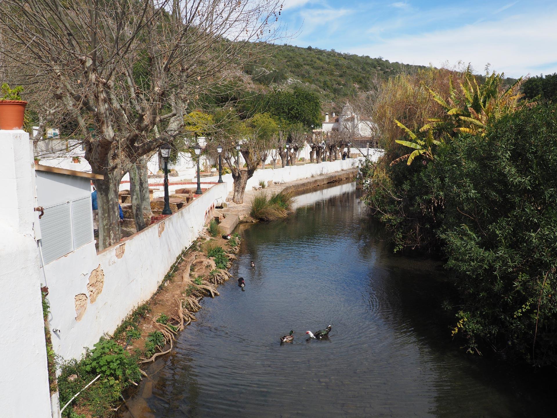 De Algarve ten westen van Faro