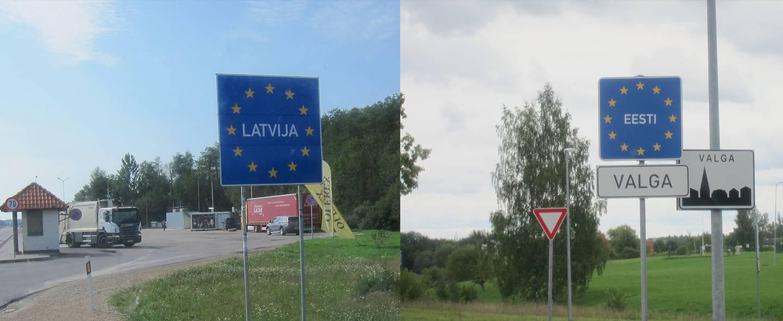 Camperen in de Baltische landen