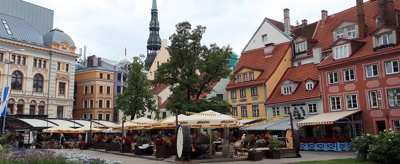 Riga en Tallinn