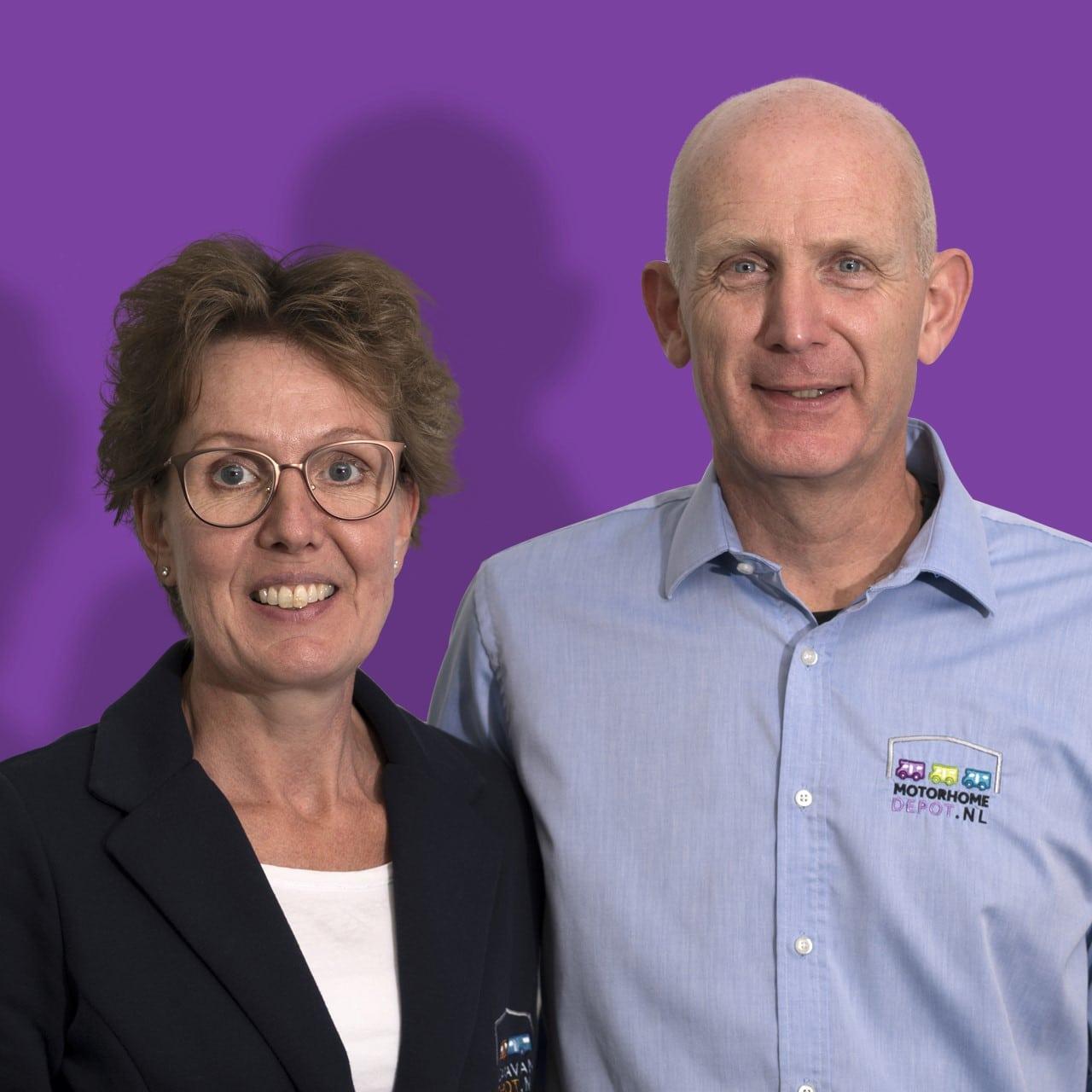 Herald en Inge van Bijleveld